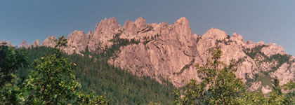 Castle Crags SP